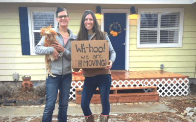 Big News: Our Homestead is Moving!